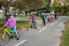Dopravní výchova v Mohelnici
