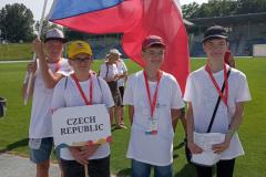 Evropské hry handicapované mládeže Emil Open