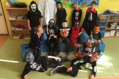 Halloween ve 2. třídě